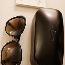 Coach Women Sunglasses Hc8166f Dark Tortoise Photo