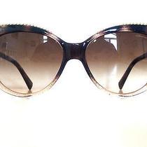 Coach Womens Designer Sunglasses Mod Hc8157  New Glitter Dark Tortoise  Photo