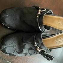 Coach Womens High Heel Shoes Size 8.5 Photo