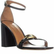 Coach Womens Maya Closed Toe Casual Ankle Strap Sandals Photo