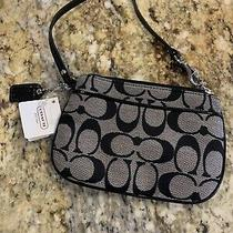 Coach Wristlet New With Tags Photo