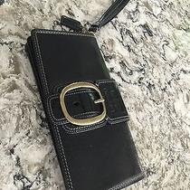 Coach Wristlet Wallet Photo