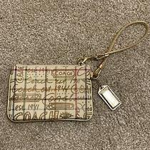 Coach Wristlet Wallet (New With Tags) Photo