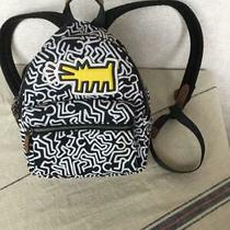 Coach X Keith Haring Limited Collaboration Backpack Used Photo