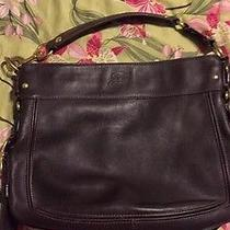 Coach Zoe Hand Bag-Euc Beautiful Clean Inside and Out Dust Bag Included Photo