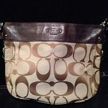 Coach/zoe Handbag Medium  Photo