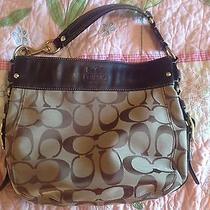 Coach Zoe Purse Handbag 12657 Genuine Authentic Guaranteed Photo
