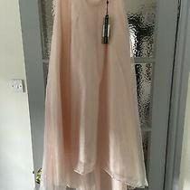 Coast Iridessa Blush Pink Bridemaid Skirt Size 8 Photo