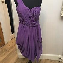 Coast Ladies Purple Dress Size 10 Photo