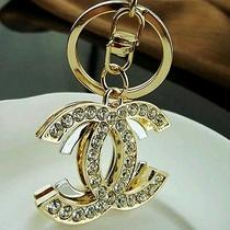 Coco Chanel 3d Key Chain  Photo