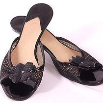 Coco Chanel Black Italian High Class Stylish Sexy Ladies Pumps Sz 39 Photo