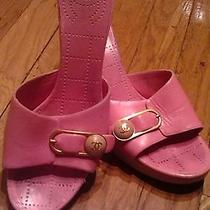 Coco Chanel Pink Sandals Photo