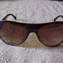 Coco Chanel Sunglasses 4178 B Rare Euc Photo