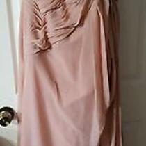 Coco Melody Occasion Dress Size 14 Us Blush Color Photo
