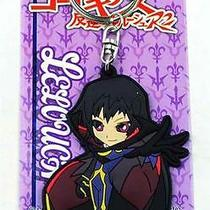Code Geass Anime Relouch of the Rebellion Lelouch Lulu Car Keychain Charm Ring Photo