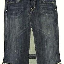 Coh Citizens of Humanity Size 28 Stretch Denim Jeans Made Into Skirt Photo
