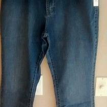Coldwater Creek Natural Mini Boot Cut Size 10 and 16 Available Photo