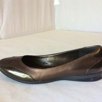 Cole Haan Air Addison Leather Ballet Flats - Size 9 B - 158 Photo