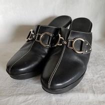 Cole Haan Black Mule Slides - 9 1/2 B Photo
