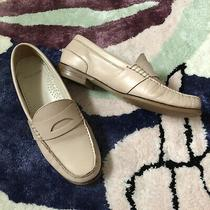 Cole Haan Blush Pink Nude Neutral Penny Loafer Leather Flats Women's Photo