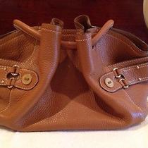 Cole Haan Cognac Colored Bag Photo