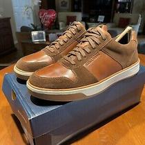 Cole Haan Gd Crsct Cft Sp Sneaker -Sz 8.5m Color Habana/lumber - C31483 Photo