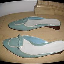 Cole Haan Gently Worn Slip on Sandals Photo