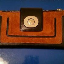 Cole Haan Leather Wallet  Photo