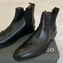 Cole Haan Mens Warren Chelsea Waterproof Black Boot Size 12 M Us C20707 Photo