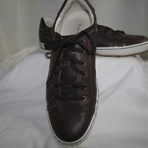 Cole Haan Mens 11 M Brown Leather Sneakers Photo