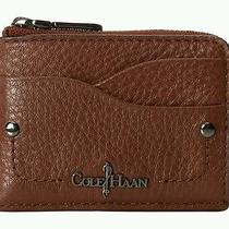 Cole Haan Parker Card Casecole Haan Leather Card Holder With Gift Box Photo