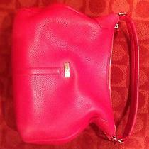 Cole Haan Red Purse  Photo