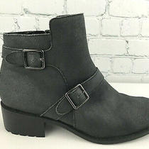 Cole Haan Rooney Womens Black Leather Ankle Boots Size 8.5b Photo