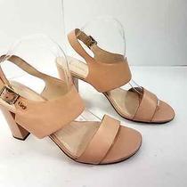 Cole Haan Size 10 B Womens Block Sandal Open Toe Strap Heels Photo