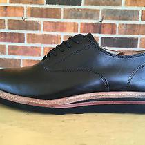 Cole Haan Wingtips Christy Wedge Black Leather Men's Size 9 M  C12034 Vibram Sol Photo