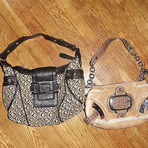 Collection of Two Guess Purse/handbags  Photo