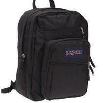 College Backpack School Book Laptop Bag - Jansport Big Student Photo