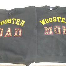 College of Wooster Mom and Dad Sweatshirts Photo