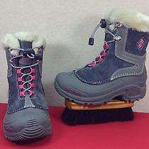 Colombia Winter Boots Size 1 Photo