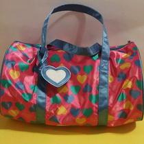 Colorful Hearts  Duffle Bag-Kids Photo
