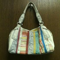 Colorful Large Fossil Satchel Photo