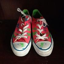 Colorful Low Tops Size 4 All Stars Photo