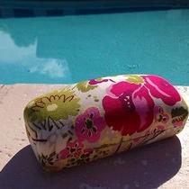 Colorful Vera Bradley Glasses Case Photo