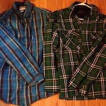 Columbia and Backpacker Men's Medium Shirts for Outdoor Lovers Photo