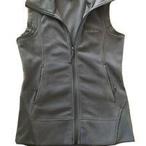 Columbia Army Green Fleece Vest Xs Photo