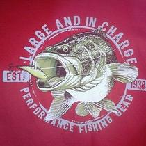 Columbia Bass Fishing Shirt - 2xl Photo