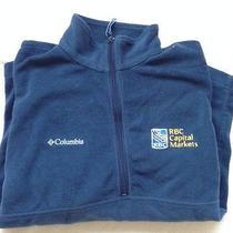 Columbia Blue Fleece Jacket Photo