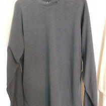 Columbia Blue Pullover Fleece Shirt Size Large Glacial High Crew Ii Photo