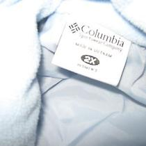 Columbia Blue Vest W2xl Photo