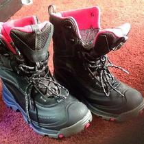 Columbia Boots Photo